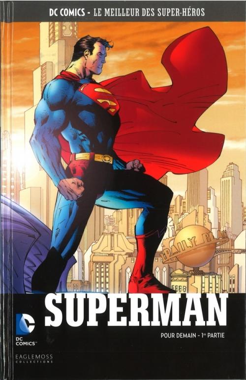 Couverture Superman : Pour demain, 1ère partie
