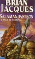 Couverture Rougemuraille : Salamandastron Editions Red Fox 1993