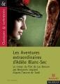 Couverture Les aventures extraordinaires d'Adèle Blanc-Sec : Le roman du film Editions Magnard (Classiques & Contemporains) 2010