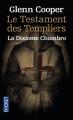 Couverture Le testament des Templiers : La dixième chambre Editions Pocket (Thriller) 2013