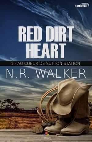 Couverture Red dirt heart, tome 1 : Au coeur de Sutton Station