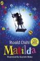 Couverture Matilda Editions Puffin Books 2015