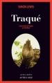 Couverture traqué Editions Actes Sud (Actes noirs) 2015