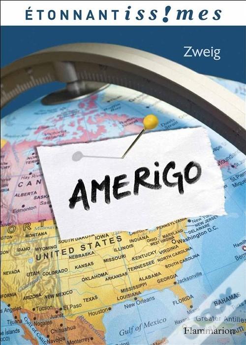 Couverture Amerigo