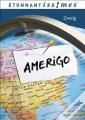 Couverture Amerigo Editions Flammarion (Etonnantiss!mes) 2013