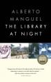 Couverture La bibliothèque la nuit Editions Vintage Canada 2007
