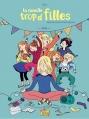 Couverture La famille trop d'filles (BD), tome 1 : Anna Editions Jungle ! 2016