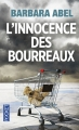 Couverture L'innocence des bourreaux Editions Pocket 2016