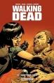 Couverture Walking Dead, tome 25 : Sang pour sang Editions Delcourt 2016