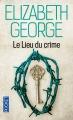 Couverture Lynley et Havers, tome 02 : Le lieu du crime Editions Pocket 2016