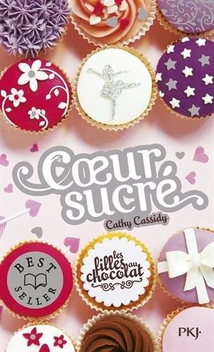 Couverture Les filles au chocolat, tome 5.5 : Coeur sucré