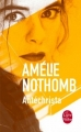 Couverture Antéchrista Editions Le Livre de Poche 2015