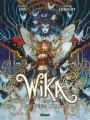 Couverture Wika, tome 2 : Wika et les fées noires Editions Glénat (Grafica) 2016