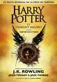 Couverture Harry Potter et l'enfant maudit Editions Pottermore Limited 2016