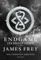 Couverture Endgame, tome 3 : Les règles du jeu Editions Gallimard  2016