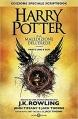 Couverture Harry Potter et l'enfant maudit Editions Salani 2016