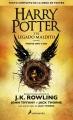 Couverture Harry Potter et l'enfant maudit Editions Salamandra 2016