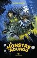 Couverture Le monstre nounou Editions Robert Laffont (R Jeunesse) 2016