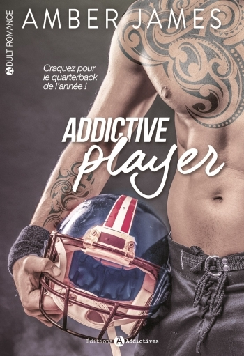 Couverture Addictive player, intégrale