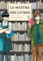 Couverture Le maître des livres, tome 09 Editions Komikku 2016