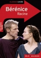 Couverture Bérénice Editions Belin / Gallimard (Classico - Lycée) 2012