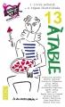 Couverture 13 à table ! (2016) Editions Pocket 2016