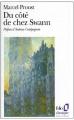 Couverture Du côté de chez Swann Editions Folio  (Classique) 1998