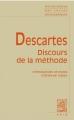 Couverture Discours de la méthode / Le discours de la méthode Editions Vrin (Librairie philosophique) 2002