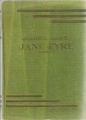 Couverture Jane Eyre Editions Hachette 1947