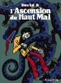 Couverture L'Ascension du Haut Mal, intégrale Editions L'Association (Hors Collection) 2015
