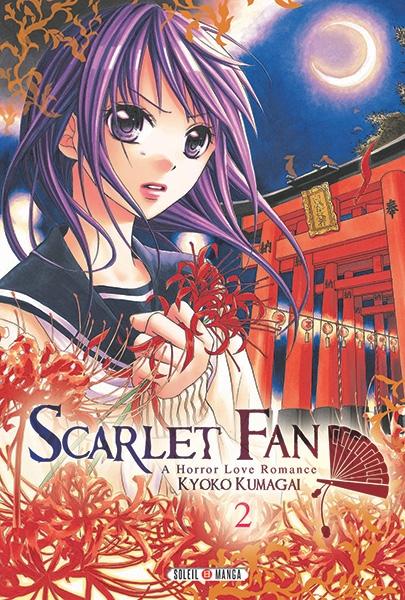Couverture Scarlet Fan, tome 02