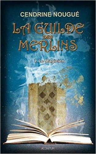 Couverture La guilde des Merlin, Tome 1 : Le Magicien