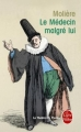 Couverture Le médecin malgré lui Editions Le Livre de Poche (Le Théâtre de Poche) 2013