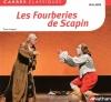 Couverture Les fourberies de Scapin Editions Nathan (Carrés classiques) 2013