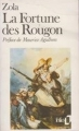 Couverture La fortune des Rougon Editions Folio  1981