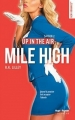 Couverture En l'air / Up in the air, tome 2 : Mile high Editions Hugo & cie (Blanche - New romance) 2016