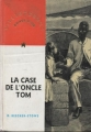 Couverture La case de l'oncle Tom Editions Nathan (Bibliothèque Rouge et or) 1996