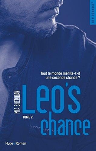 Couverture Leo's chance
