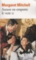 Couverture Autant en emporte le vent (3 tomes), tome 3 Editions Folio  2010