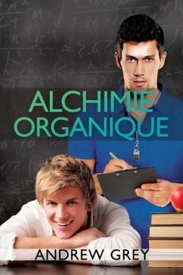 Couverture Chemistry, tome 1 : Alchimie Organique