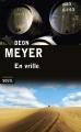Couverture En vrille Editions Seuil (Policiers) 2016