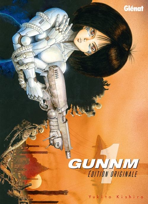 Couverture Gunnm, tome 1