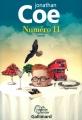 Couverture Numéro 11 Editions Gallimard  (Du monde entier) 2016