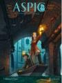 Couverture ASPIC : Détectives de l'étrange, tome 5 : Whodunnit à l'opéra Editions Quadrants 2016