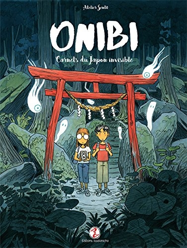 Couverture Onibi, carnets du Japon invisible