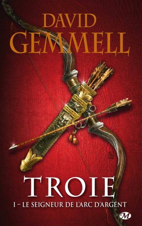 Couverture Troie, tome 1 : Le Seigneur de l'Arc d'Argent