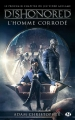 Couverture Dishonored : L'homme corrodé Editions Milady (Gaming) 2016