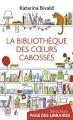 Couverture La Bibliothèque des coeurs cabossés Editions J'ai Lu 2016