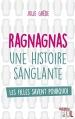 Couverture Ragnagnas L'histoire sanglante Editions Jourdan 2016