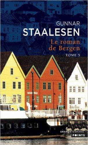 Couverture Le roman de Bergen, tome 5 : 1999 le crépuscule, partie 1